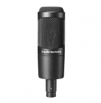 Audio Technica AT 2035 Studijinis Kondensatorinis Mikrofonas (+ Free Pop Filter)