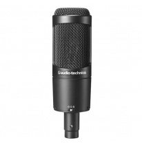 Audio Technica AT 2050 Studijinis Kondensatorinis Mikrofonas (+ Free Pop Filter)