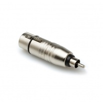 Hosa GXR-134 3-Pin XLR-Female - RCA-Male Adapteris
