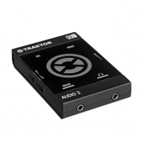 Native Instruments Traktor Audio 2 MK2 USB DJ Garso Korta