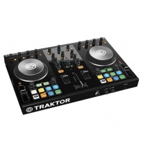 Native Instruments Traktor Kontrol S2 MK2 DJ Kontroleris