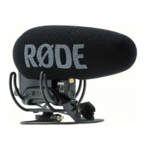 Rode VideoMic Pro+ Mikrofonas Video Kamerai