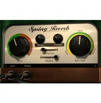 Softube Spring Reverb (Download)