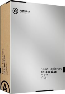 Arturia Sound Explorers Collection (Limited Edition)
