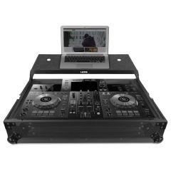 UDG Ultimate Flight Case Pioneer XDJ-RR Black Plus (Laptop Shelf) (U91065BL)