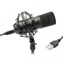 Tie Studio Condenser Mic USB (Black)