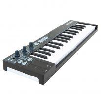 Arturia KeyStep MIDI Klaviatūra / Kontroleris (Juodas)