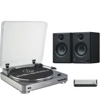 Audio Technica LP60XUSB + Presonus Eris E3.5 Bundle