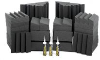 Auralex Acoustics Roominators Alpha-DST (Charcoal)