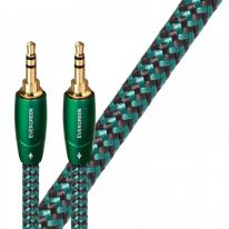 Audioquest Evergreen 3.5mm TRS - 3.5mm TRS Cable 1m