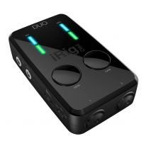 IK Multimedia iRig Pro DUO MIDI Garso Korta (iOS / Mac / PC / Android)