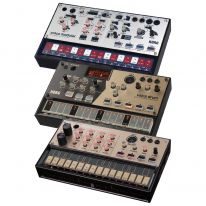 Korg Volca Drum + Modular + Keys Bundle