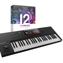 Native Instruments Komplete Kontrol S49 MK2 + Komplete 12 Ultimate Bundle