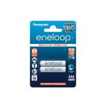 Panasonic Eneloop AAA Rechargeable Batteries  (750 mAh, 2 pcs.)