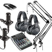 Soundium Podcast Pack #2 (for 2)
