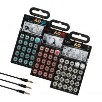 Teenage Engineering PO-32 + PO-14 + PO-28 + MC-3 Bundle