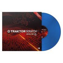 Native Instruments Traktor Scratch Control Vinyl MK2 Timecode Plokštelė (Mėlyna)