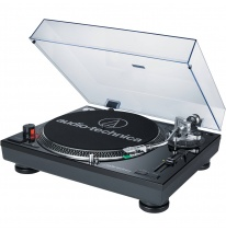 Audio Technica AT-LP120-USBHC Patefonas (Juodas)