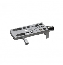 Audio Technica AT-HS10 Headshell (Silver)