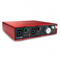 Focusrite Scarlett 6i6 2nd Gen (B-Stock)