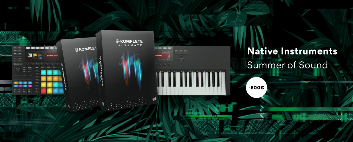 Native Instruments Promo