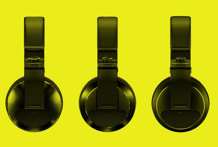 Naujiena: Pioneer DJ HDJ-X ausinių serija