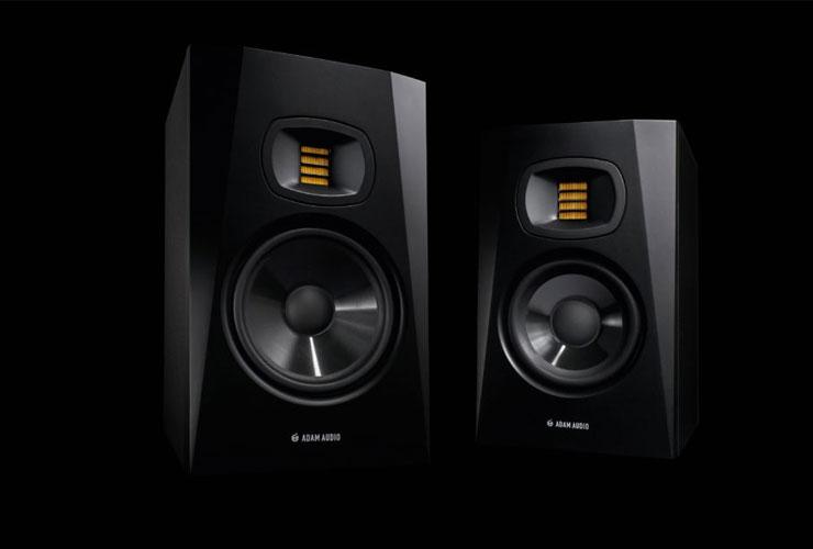 Naujiena: Adam Audio T monitorinių kolonėlių serija