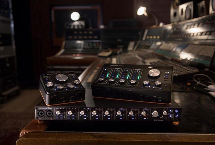Naujiena: Arturia AudioFuse Studio ir AudioFuse 8Pre