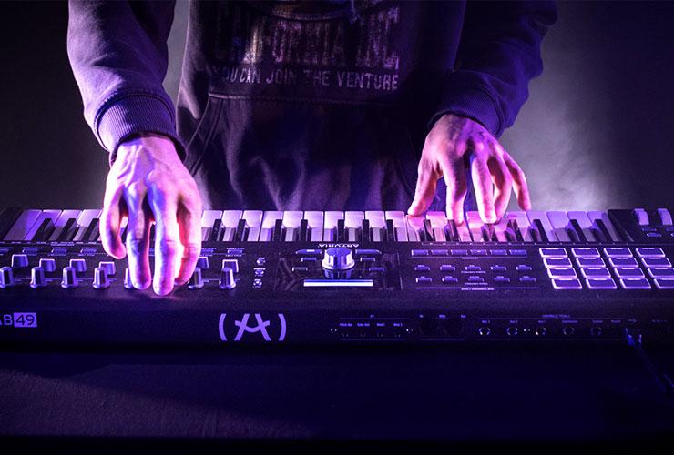 Naujiena: Arturia Keylab MK2 MIDI klaviatūros