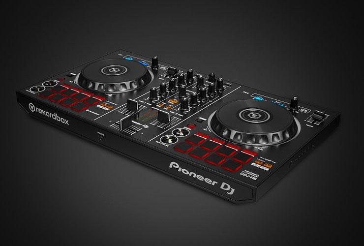 Naujiena: Pioneer DDJ-RB ir DDJ-RR DJ kontroleriai