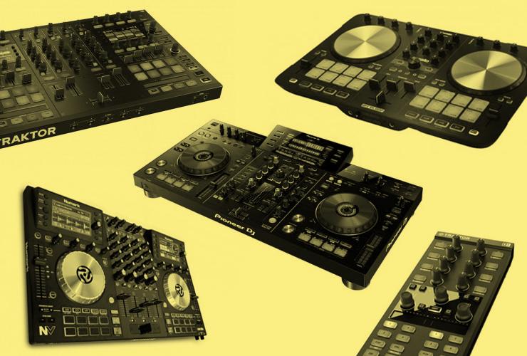 DJ Kontrolerių Gidas