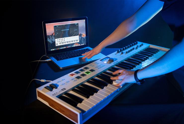Naujiena: Arturia Keylab Essential MIDI klaviatūros