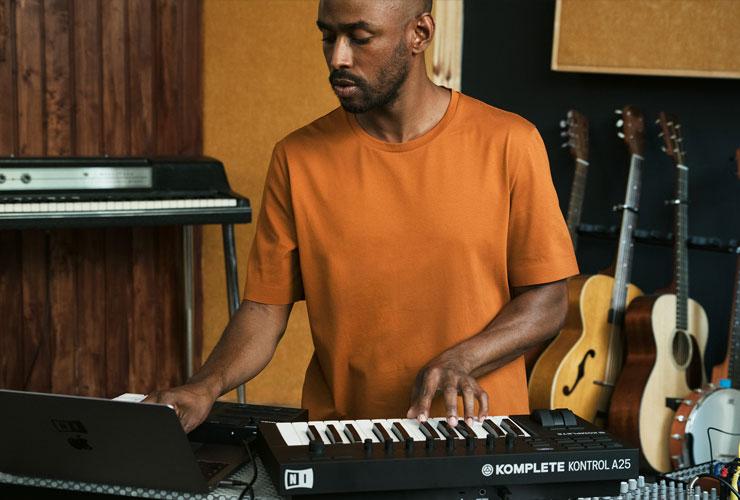 Naujiena: Native Instruments Komplete Kontrol A klaviatūrų serija