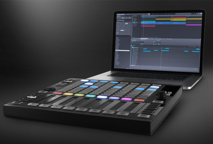Naujiena: Native Instruments Maschine Jam