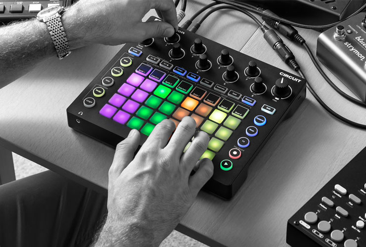 Naujiena: Novation Circuit groovebox