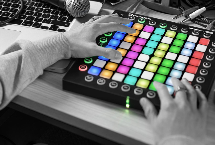 Winter NAMM 2015 naujiena: Novation Launchpad Pro