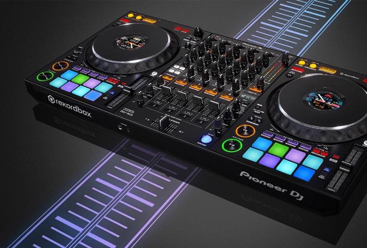 Naujiena: Pioneer DDJ-1000 DJ kontroleris