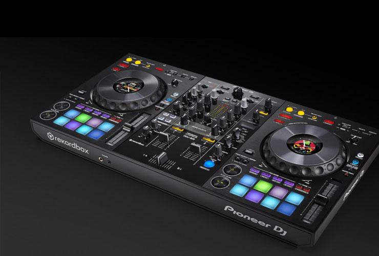 Pioneer DDJ-800 DJ kontroleris