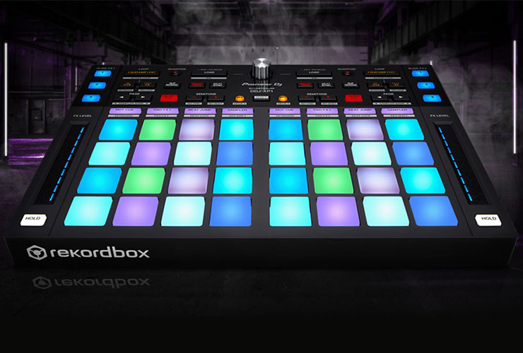 Naujiena: Pioneer DJ Rekordbox 5.0 ir DDJ-XP1 kontroleris