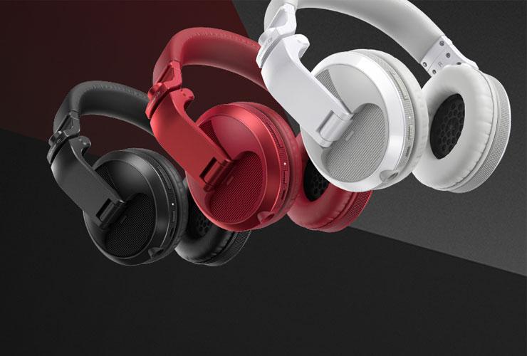 Naujiena: Pioneer HDJ-X5BT ausinės