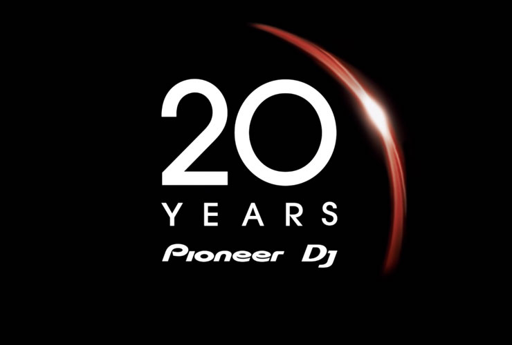 Pioneer DJ istorija tęsiasi