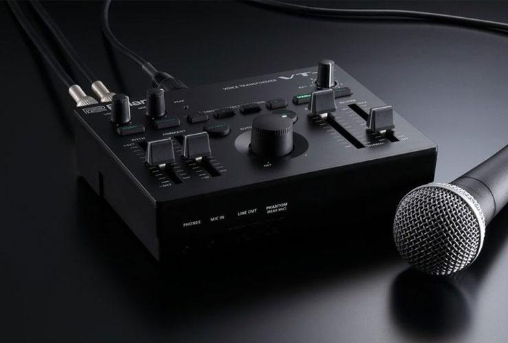 Naujiena: Roland VT-4 balso efektų procesorius