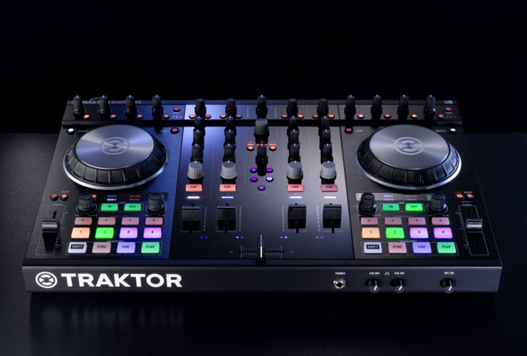 Native Instruments atnaujino S2 ir S4 MK2 DJ Kontrolerius