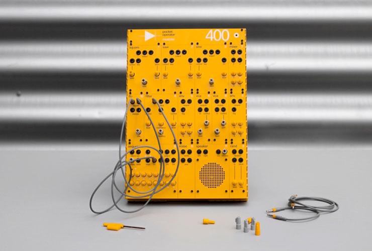 Naujiena: Teenage Engineering moduliniai sintezatoriai